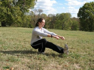 pistol - great bodyweight exercise