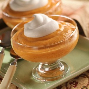 Pumpkin Protein Pudding Image