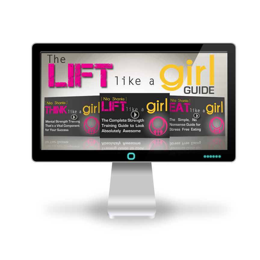 Lift Like A Girl Review