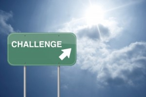challenge-road-sign