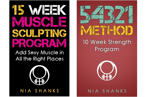 Muscle Sculpting and 54321