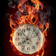 clock-in-fire.dreamstime