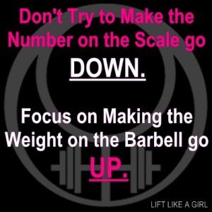 Lift Like a Girl Tip 3