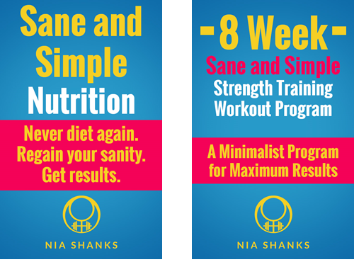 sane and simple and 8 week program