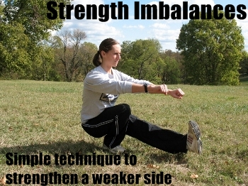 Strength Imbalances – How to Strengthen a Weak Side