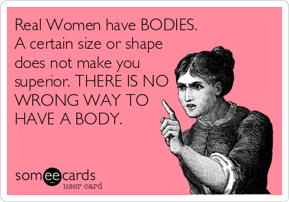 Real Women Have Bodies