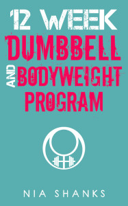 12 Week Dumbbell & Bodyweight Program