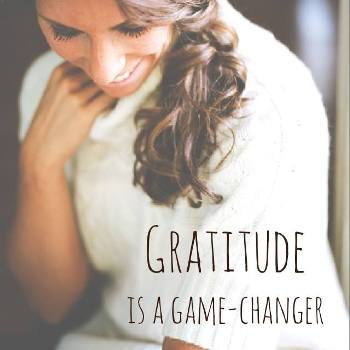 Gratitude is a Game-Changer