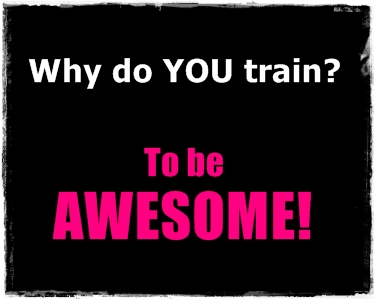 Is Your Fitness Regimen Making You Awesome?