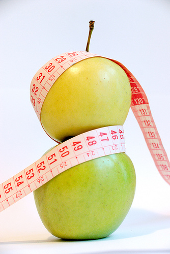 You're Not Your Diet. You're Not Your Body Fat Percentage.