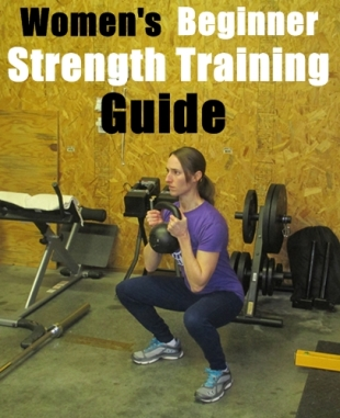 the women's beginner strength training guide
