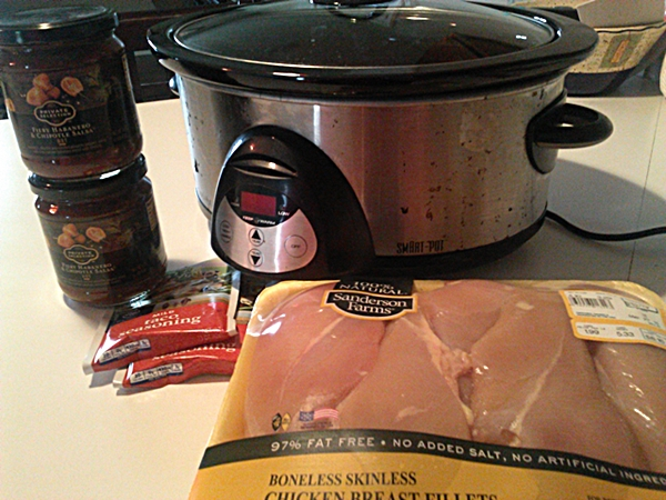 3 Ingredient Crock Pot Shredded Chicken (Cheap, Fast to Prepare, and TASTY)