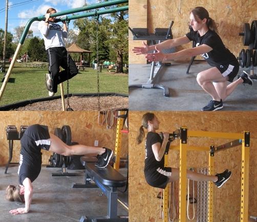 bodyweight tutorial