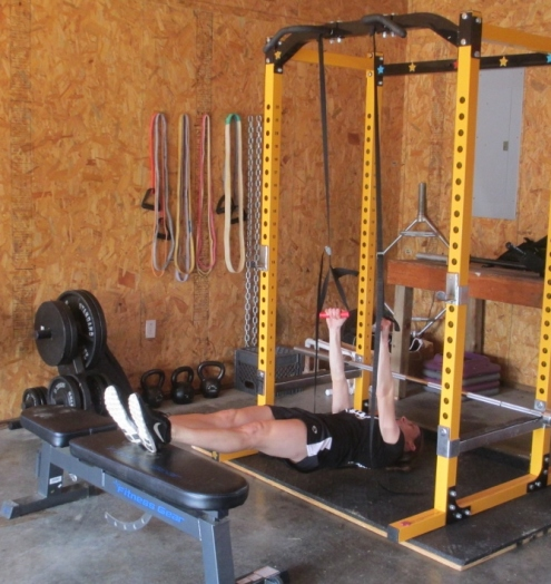 inverted rows (harder)