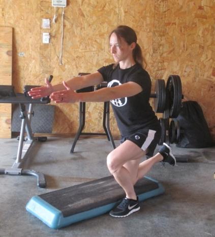 easier skater squats