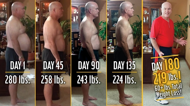 teacher lost 56 pounds