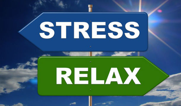 doing too much causes stress and anxiety