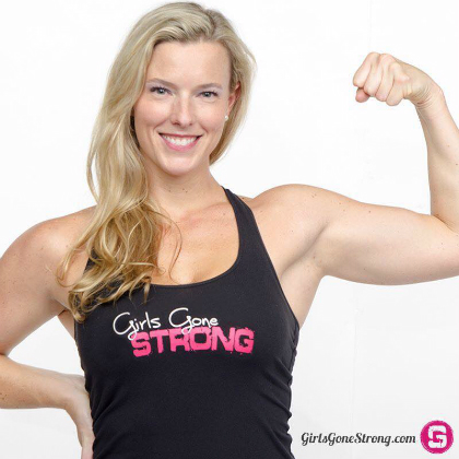 Strong Woman Series, with Molly Galbraith