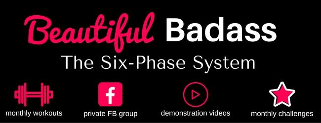 beautiful badass six phase system