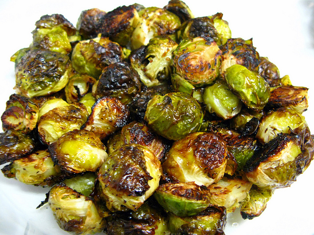 The Best (And Easiest) Brussels Sprouts Recipe Ever