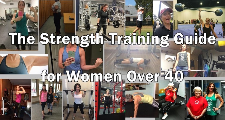 The Strength Training Guide for Women Over 40