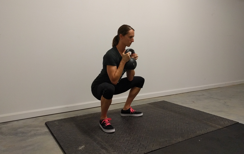 How to Make Goblet Squats Harder Without Adding More Weight