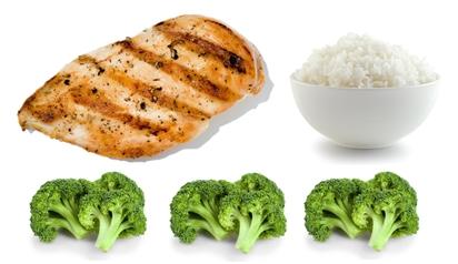 boring food example