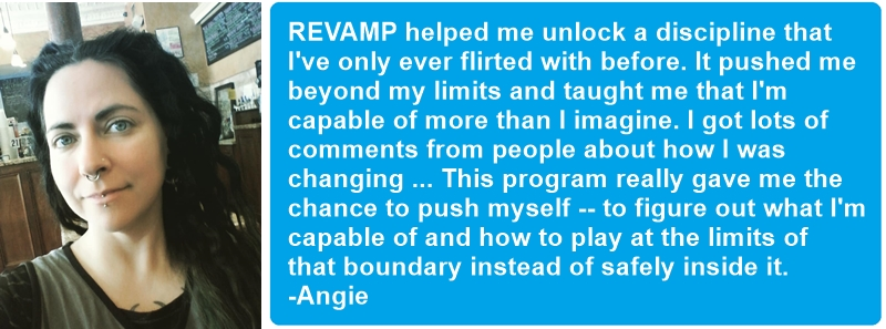 Angie's testimonial