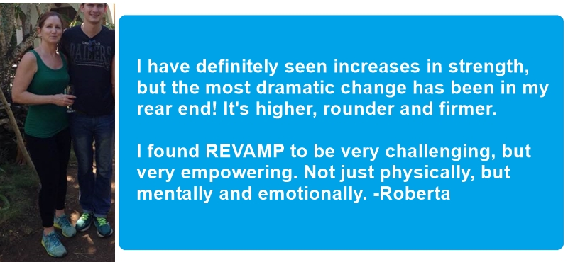 Roberta's testimonial