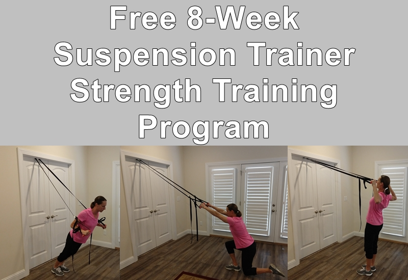 Free 8-Week Suspension Trainer Program